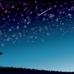 2018年のふたご座流星群を見る!方角や時間、準備する物は?