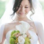 梅雨に結婚式?ジューンブライド(6月の花嫁)の意味と由来