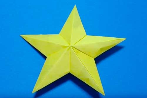 クリスマスオーナメント星