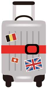 ハードスーツケース