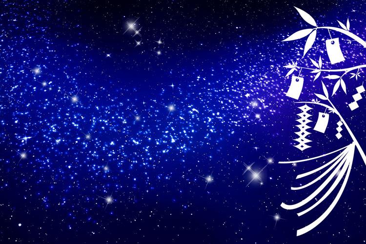 七夕の歌「笹の葉さらさら」歌詞の意味は?「すなご」「のきば」とは何?