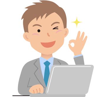 求人サイトで仕事を探す